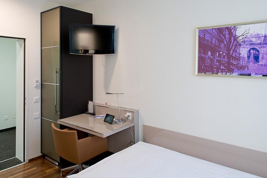 günstige Übernachtungsmöglichkeit Zürich